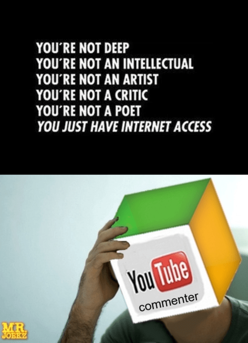 the internets,youtube