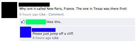 Paris, Texas Came Before Paris, France