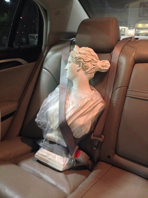 busts wtf art cars funny - 7829608192