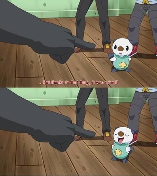 Pokémon oshawott - 7829612032