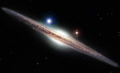 black hole galaxy Astronomy science funny - 7829613312