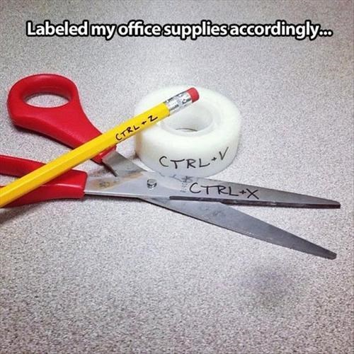 office supplies,pencils,scissors,tape,white out