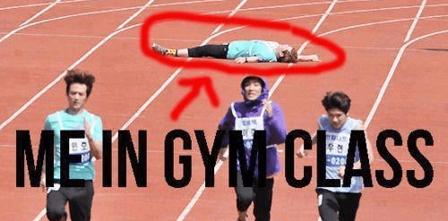 class,gym,tired,track,funny