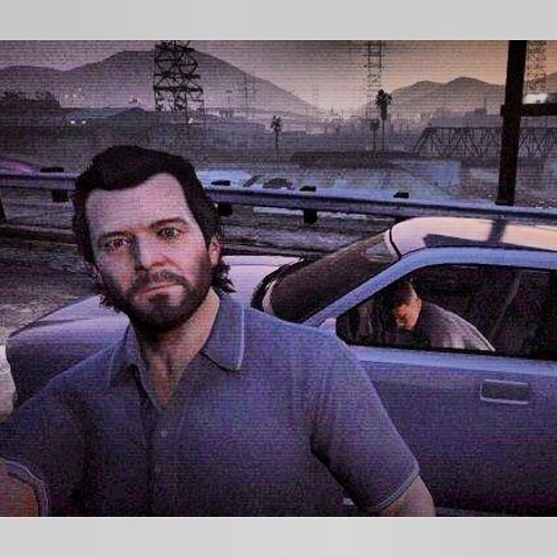 photobomb GTAV Grand Theft Auto selfie - 7829830144