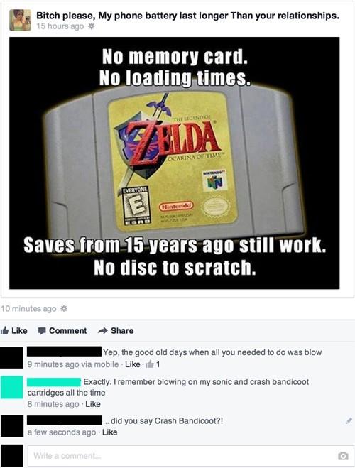 crash bandicoot nostalgia video games - 7829932032
