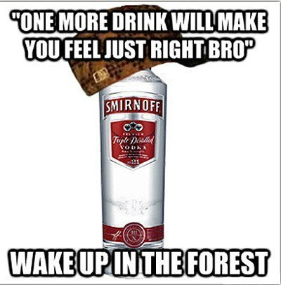 scumbag drunk vodka funny after 12 g rated - 7830006272