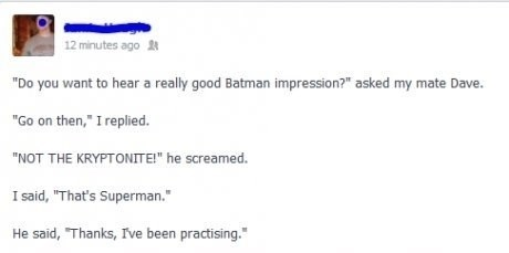 impressions,superheroes,batman,superman,failbook,g rated
