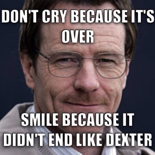 finale,breaking bad,Dexter