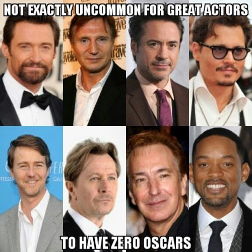 actors,snub,oscars