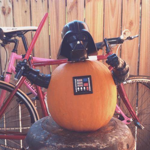 pumpkins star wars halloween darth vader - 7830112256