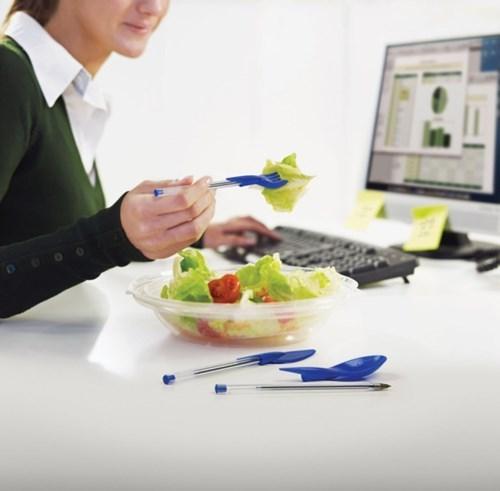 utensils design food funny