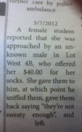 creepy funny weird newspaper - 7830446336