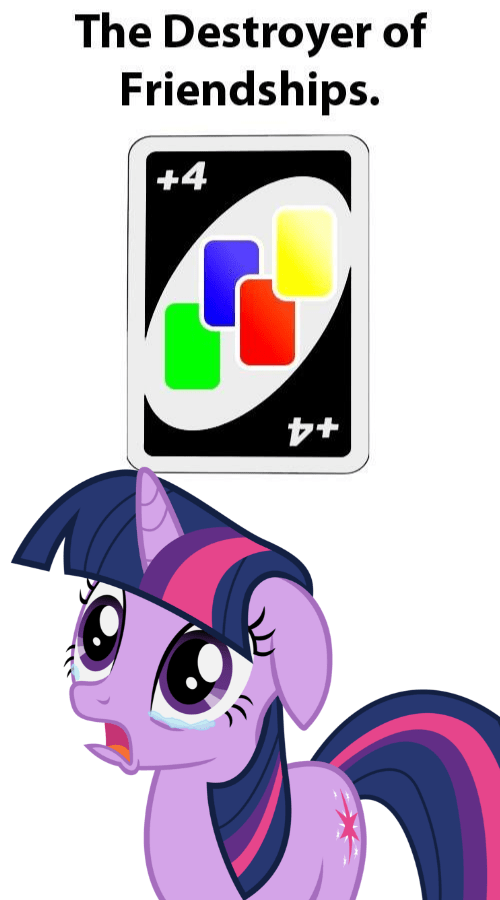 uno twilight sparkle draw 4 - 7830904320