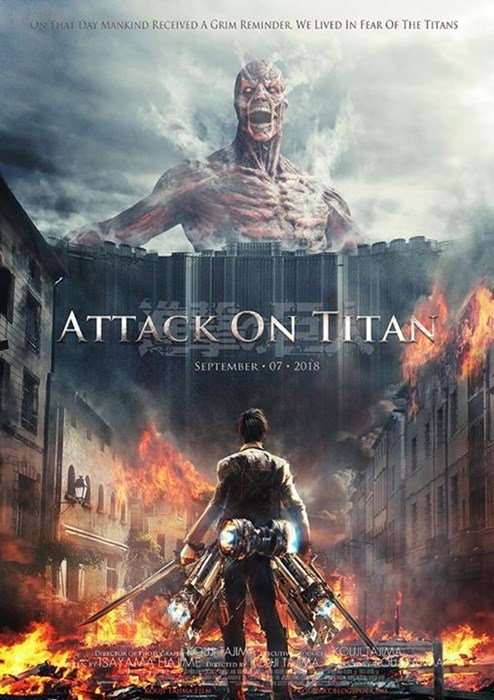 anime Fan Art attack on titan Tokyo Otaku Mode - 7831300864