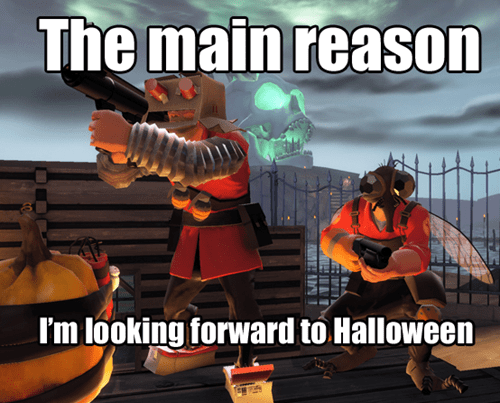 halloween Team Fortress 2 video games - 7831600640