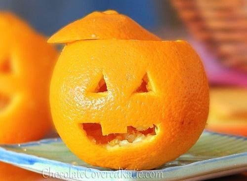 orange recipes jack o lanterns g rated food - 7831685632