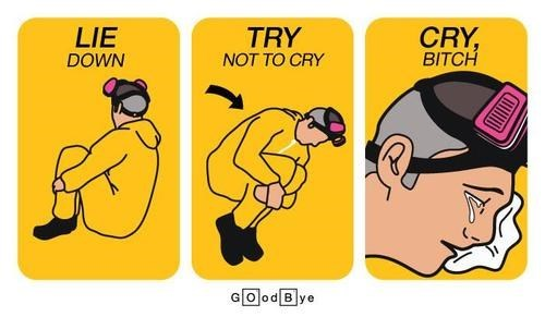 try not to cry breaking bad - 7831784448