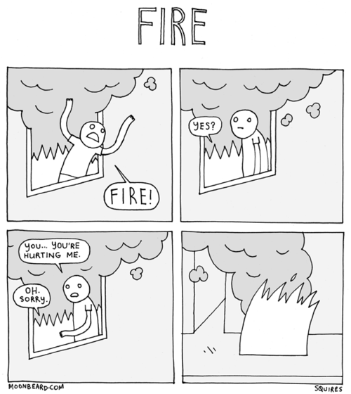 too close for comfort fire web comics