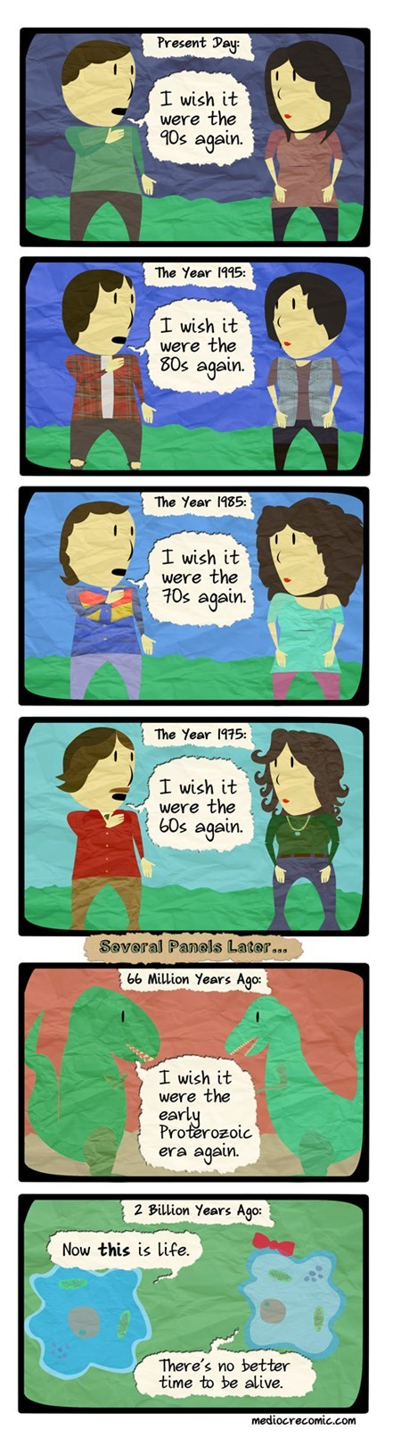 nostalgia yearning for the past funny web comics - 7831931392
