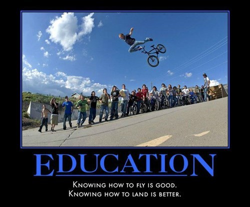 fly education idiots funny - 7831999488