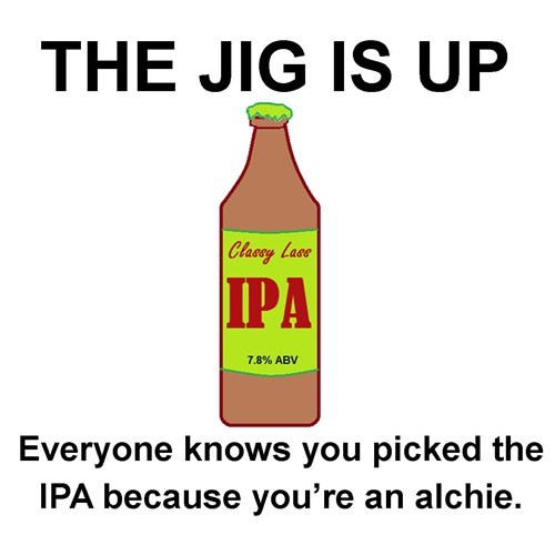 taste beer ipa funny