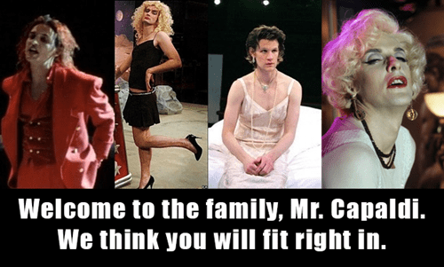 12th Doctor doctor who cross dressing - 7832698880