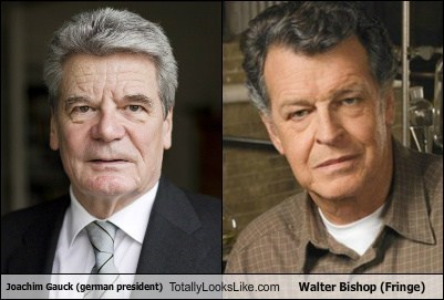 Walter Bishop,totally looks like,funny,joachim gauck