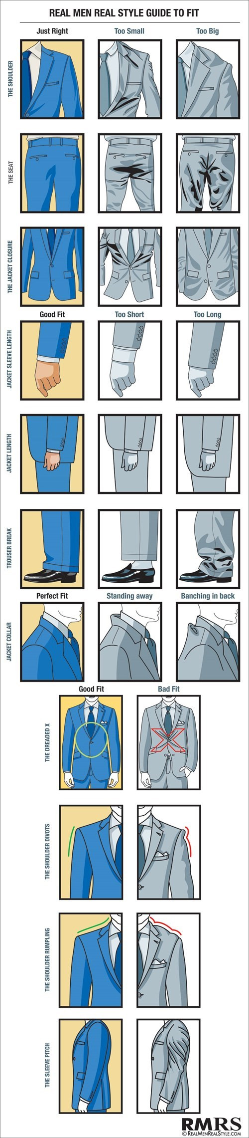 fashion guide suit