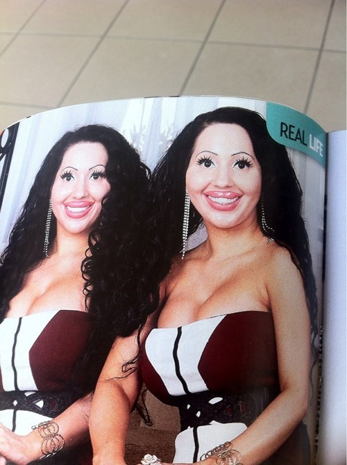 yikes wtf nightmare fuel twins funny - 7833178368