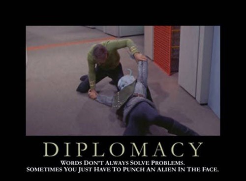 Star Trek,funny,diplomacy