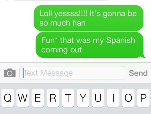autocorrect,text,flan