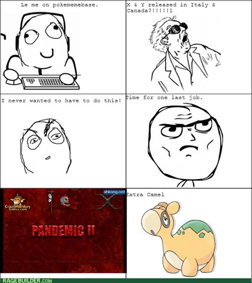 Pokémon Pokémemes pandemic - 7833582080