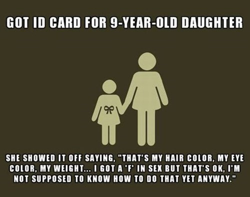 quotes probably fake kids rock funny g rated dating - 7833594368