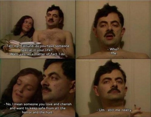 quotes rowan atkinson screencap TV funny - 7833601792