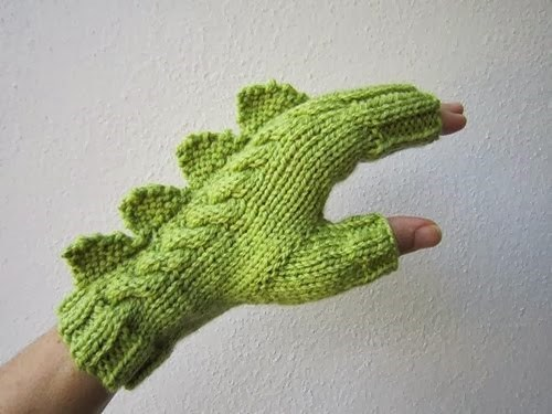 fashion gloves dragons poorly dressed - 7833614080