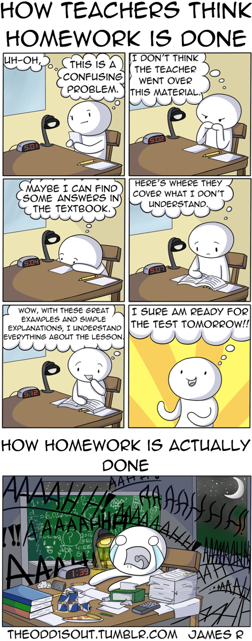 homework wtf teachers funny g rated School of FAIL - 7834086144