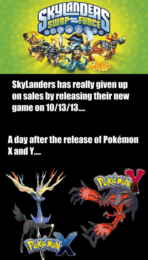 Pokémon skylanders - 7834420992