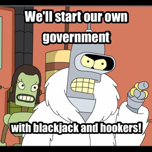 If the Government is Going To Shut Down...