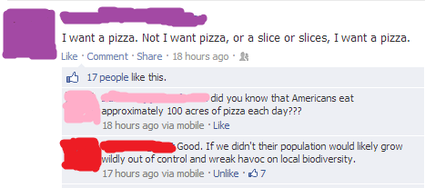 The Dangers of Pizza