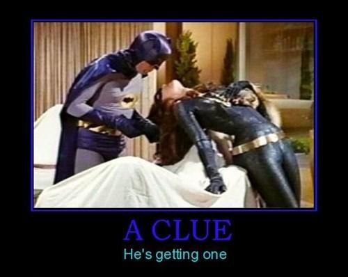 catwoman batman funny clue - 7834871808