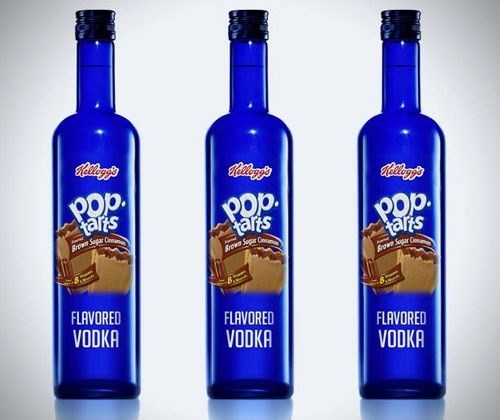 pop tarts breakfast wtf eww vodka funny after 12 g rated - 7834875904