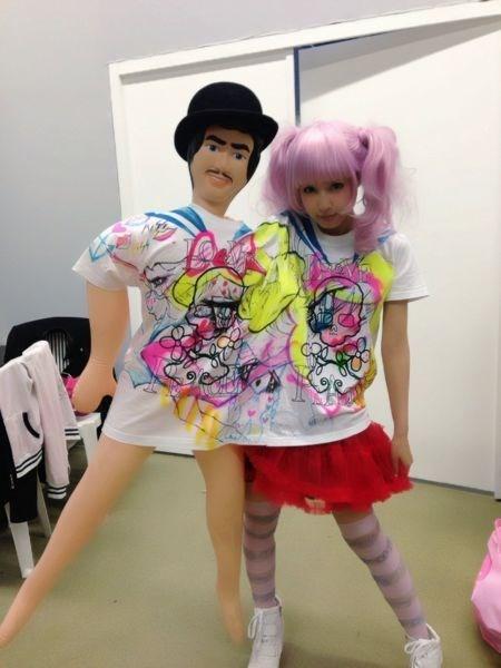 fashion wtf Japan - 7834948352