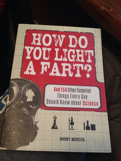 farts book science funny g rated School of FAIL - 7835166464