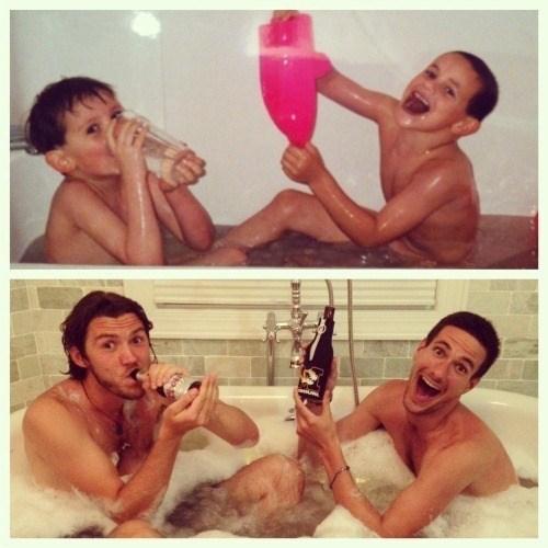 beer booze bath funny - 7835221248