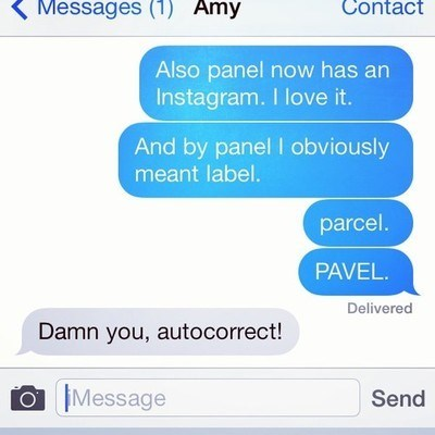 autocorrect,obviously,text,names