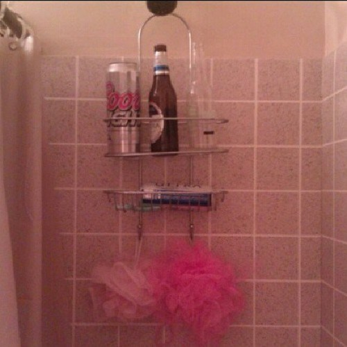 beer wtf shower funny