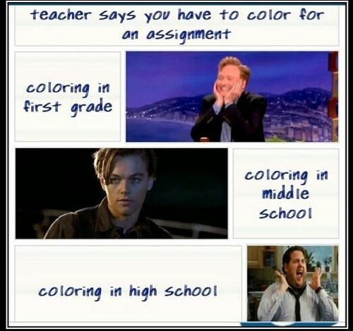 middle school coloring funny - 7835371264
