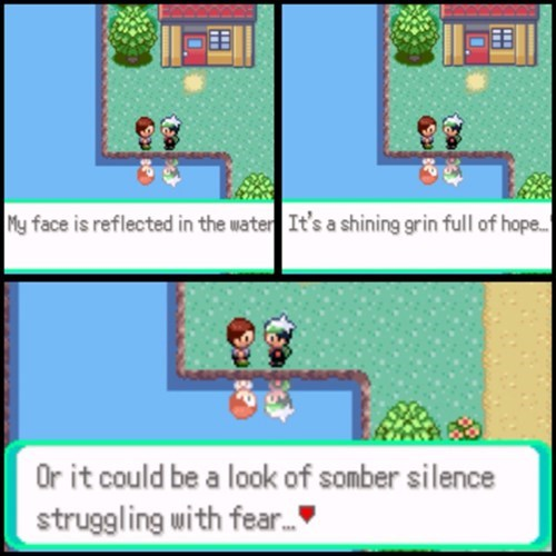 pokemon emerald,creppy