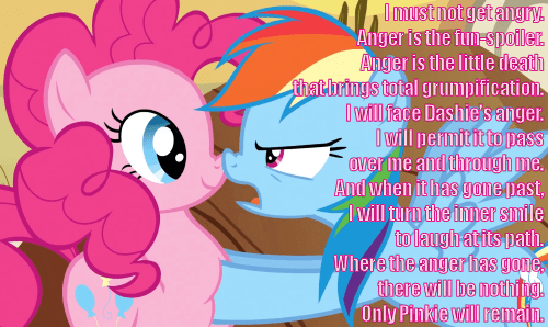 Dune pinkie pie rainbow dash - 7835641856