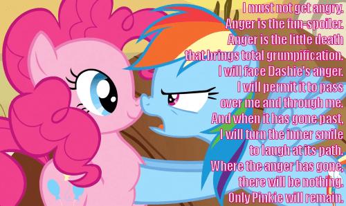 Dune pinkie pie rainbow dash - 7835641856